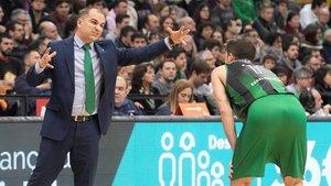 Trifón Poch s'incorpora a l'equip tècnic com a ajudant de Carles Duran al Joventut de Badalona
