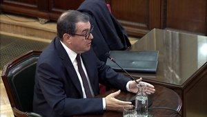 """Jordi Jané: """"Quan vaig dimitir, sempre vaig pensar que s'arribaria a un acord abans"""" de l'1-O"""