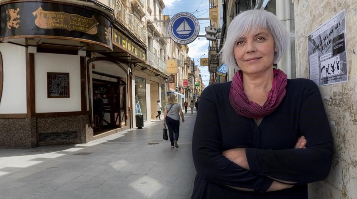 Dolors Sabater, alcaldessa de Badalona.