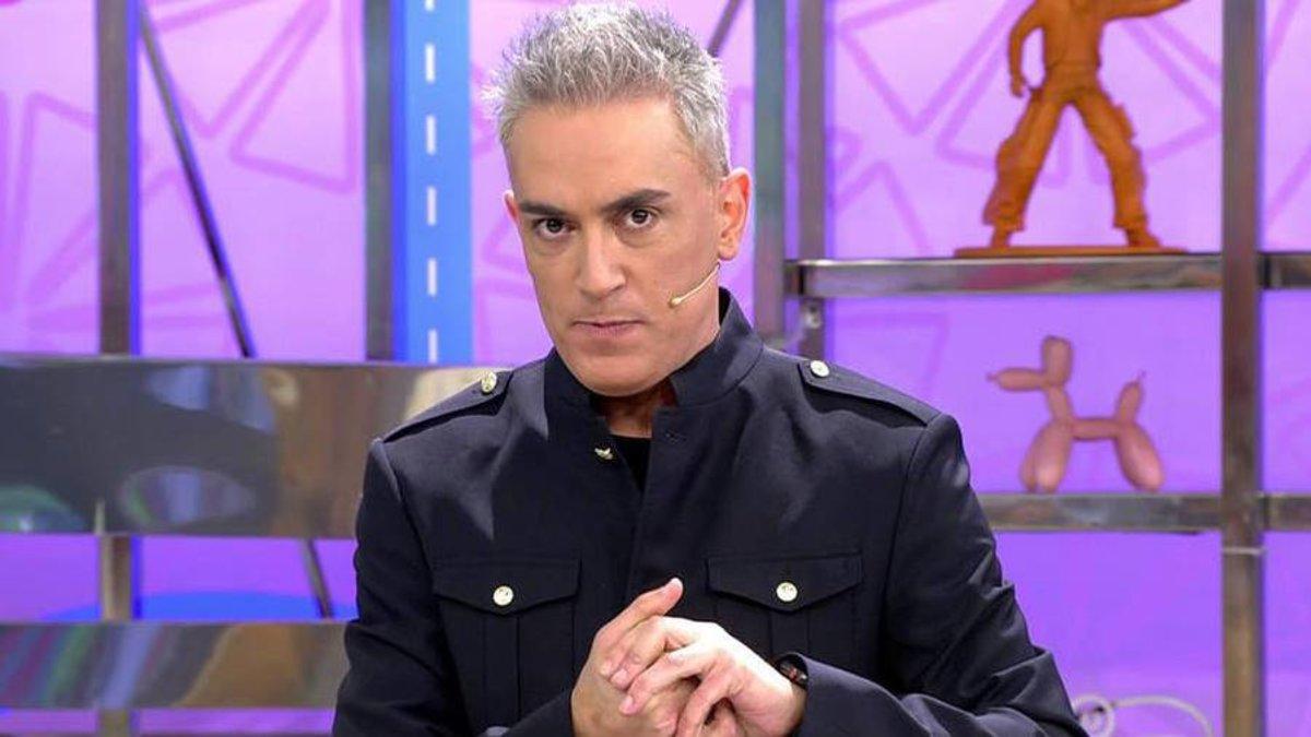 """Kiko Hernández echa más leña al fuego contestando a Terelu: """"Eres muy mala profesional"""""""