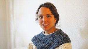 La diseñadora gráfica barcelonesa y afincada en Berlín, Laura Gaspar.