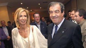 Álvarez Cascos i María Porto se separen