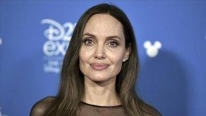 Angelina Jolie, el pasado 24 de agosto en Los Ángeles.