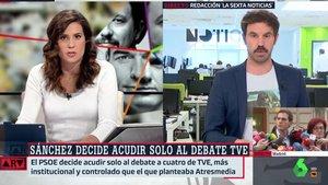 """Atresmedia denuncia que TVE está organizando hoy su debate a cuatro: """"Solo habían llamado a PSOE"""""""