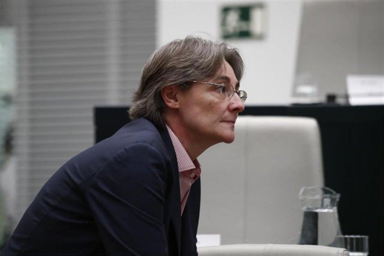 Marta Higueras, de número dos de Carmena a número dos de Errejón