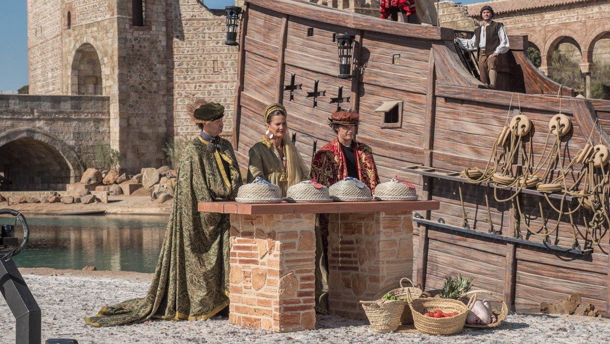 TVE-1 propone otra Navidad entre fogones con 'Masterchef junior'