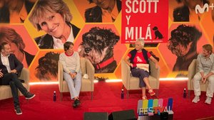 "Mercedes Milá y Scott regresan a Movistar+: ""No me da miedo hablar de la muerte"""