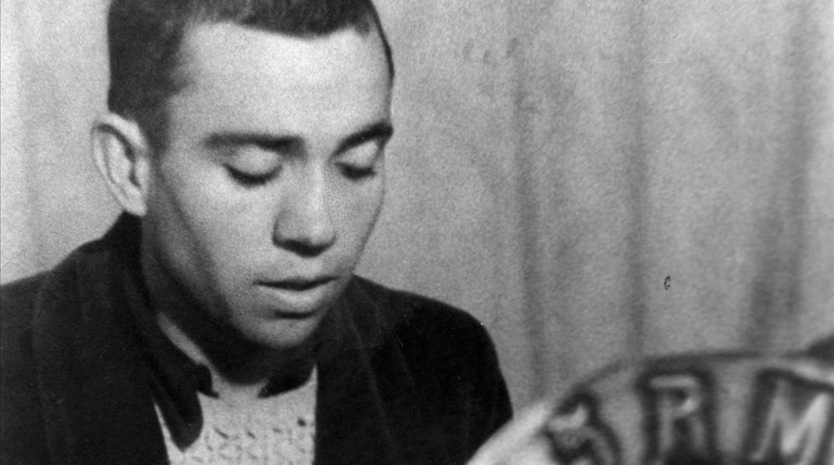 Miguel Hernández en una imágen de archivo.