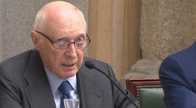 El político ha fallecido a los 78 años a causa de una enfermedad pulmonar