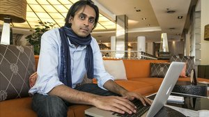 Naren Shaam, fundador de GoEuro.