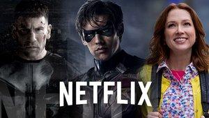 'The Punisher', 'Titanes' i 'Kimmy Schmidt', entre les sèries que arriben a Netflix al gener