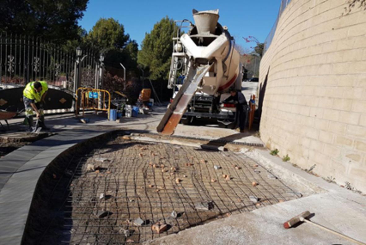 La nueva empresa adjudicataria ACSA Sorigué se encargará del mantenimiento de la vía pública durante los próximos 4 años