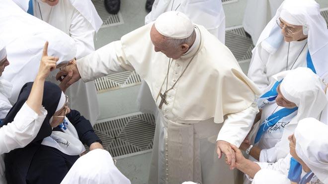 El Papa se reunirá este fin de semana en Irlanda con víctimas de abusos sexuales.