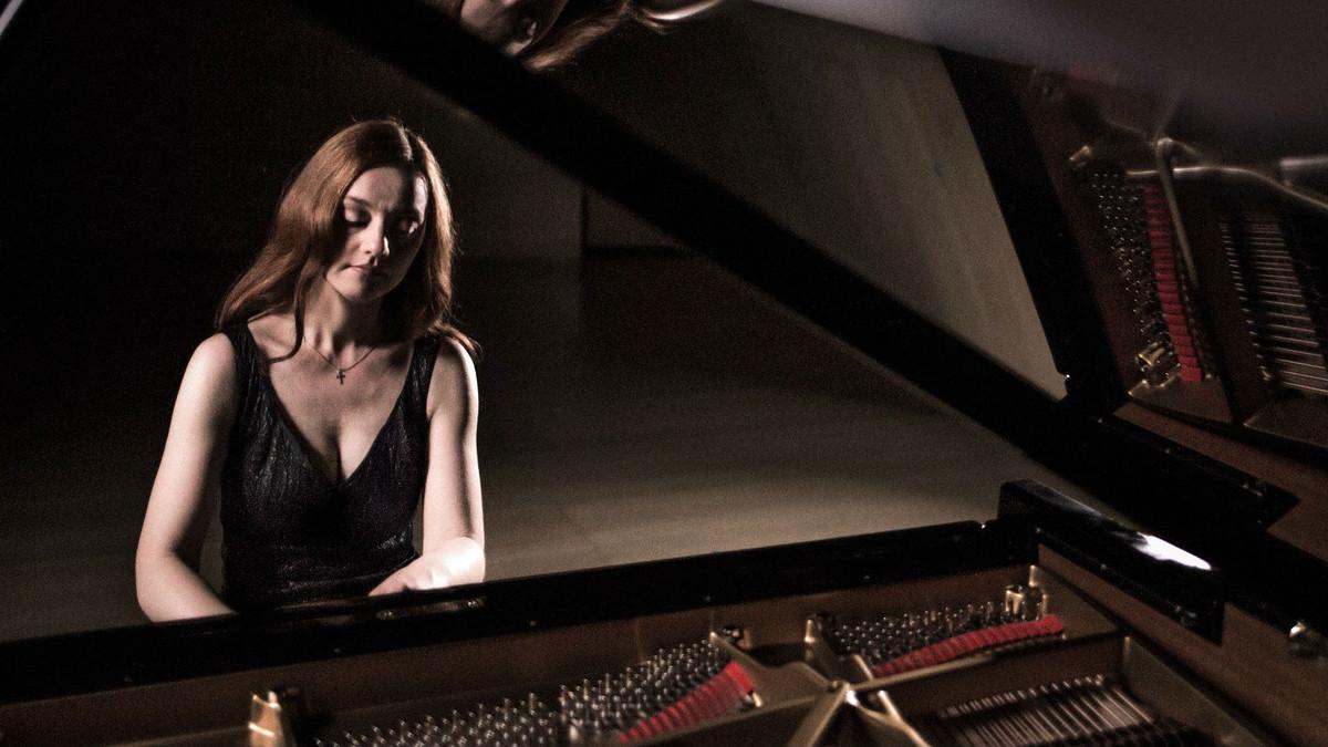 La pianista rusa Varvara