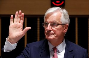 El responsable de la UE en las negociaciones sobre el 'brexit', Michel Barnier.