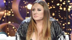Rocío Flores ha valorado no participar en 'Supervivientes' y apartarse de la televisión