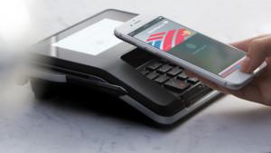 Servicio de pago Apple Pay.