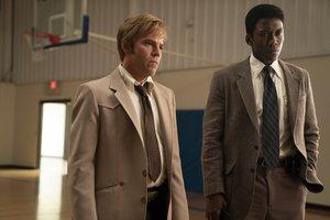 Stephen Dorff y Mahershala Ali, en la tercera temporada de True detective.