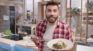 El chef Marc Ribas, presentador de Cuines (TV-3).