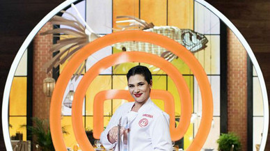 Virginia, ganadora de 'Masterchef 4'