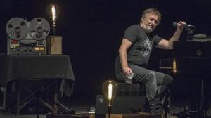 Yann Tiersen, en el festival Jardins de Pedralbes.
