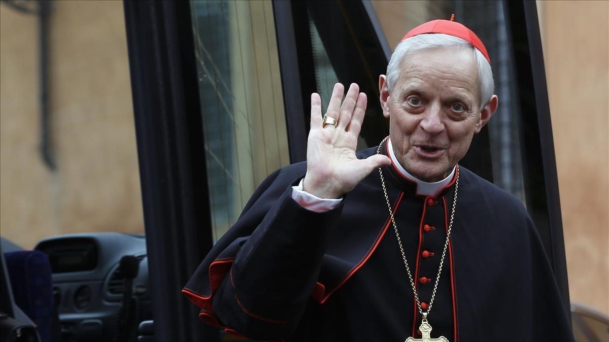 El Papa accepta la renúncia d'un cardenal dels EUA per haver encobert abusos