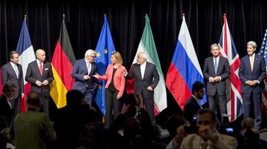 Xoc UE-Washington sobre l'Iran