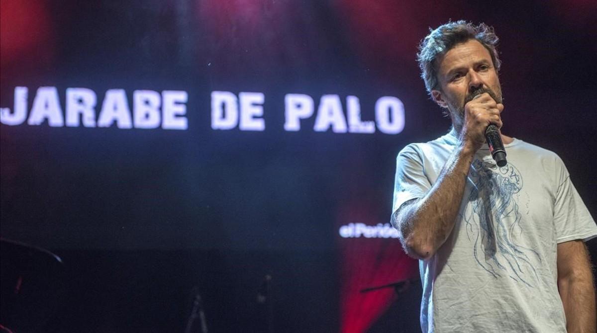 Jarabe de Palo recalará en Sant Feliu de Guíxols el 5 de agosto.