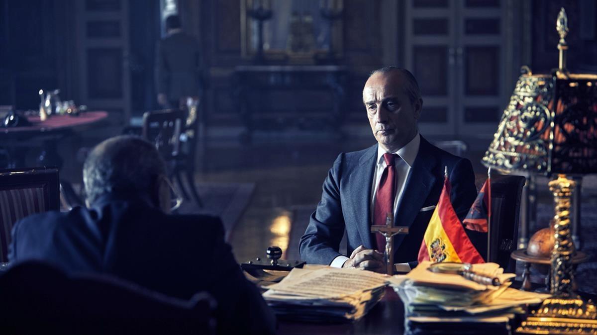 Gonzalo de Castro, en el telefilme de TVE De la ley a la ley.