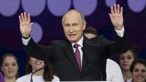 Demòcrates dels EUA acusen Putin de recolzar el procés per desestabilitzar Espanya i la UE