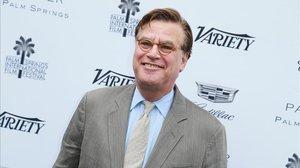El guionista Aaron Sorkin.