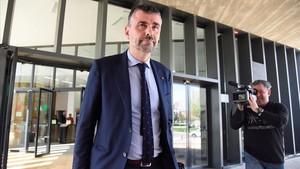Santi Vila: «Els meus excompanys de Govern no són presos polítics»