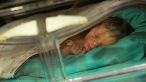 El primer nadó de l'any neix a Terrassa
