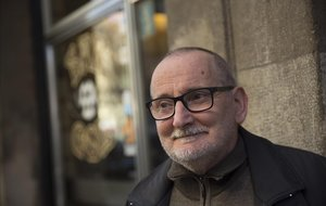"""Suso Gracia: """"Si la gent no s'organitza, la derrota està assegurada"""""""