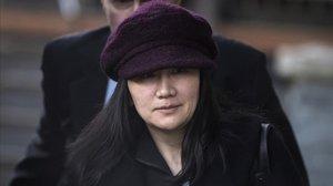 L'hereva de Huawei demanda el Canadà per la seva detenció