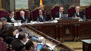 Marchena renya el fiscal per retreure a la testimoni haver votat l'1-O