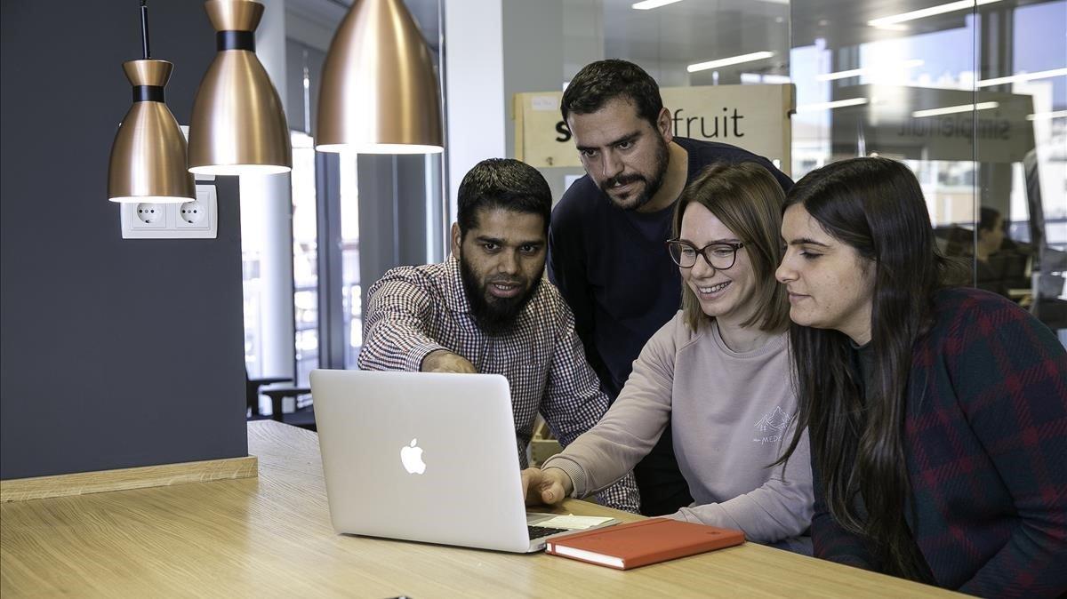Start-ups: sed de talento