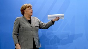 La crisi del Covid-19 dona ales a la CDU de Merkel