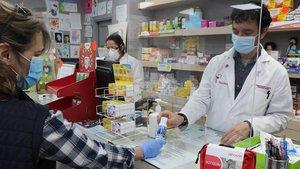 Sanitat apuja el preu màxim de venda dels gels desinfectants