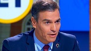 Sánchez veu «bons elements» per a una fusió entre CaixaBank i Bankia «positiva»