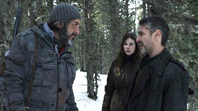 Nieve negra trailer en español