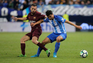 La Liga Santander - Malaga CF vs FC Barcelona
