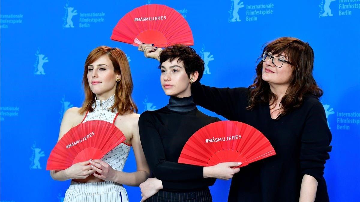 Resultado de imagen para isabel coixet berlinale 2019