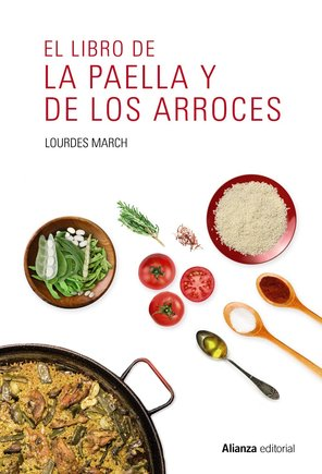 Libro paella Arroces