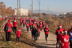 Carrera solidaria 'CorreParets'.