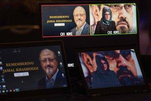 El 'casoKhashoggi', presente en los medios de comunicación.