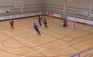La salvatge agressió amb l'estic d'un jugador d'hoquei patins a Extremadura