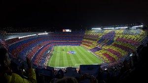 El clàssic Barça-Madrid, ajornat