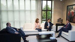 Euskadi y las otras mesas de diálogo