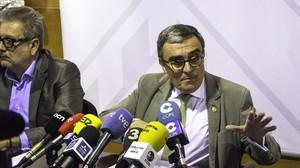 El alcalde de Lleida, Àngel Ros, en mayo del 2015.